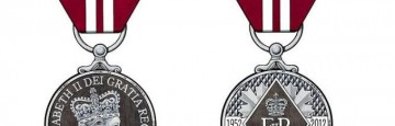 Diabetes champions honoured with Queen Elizabeth II Diamond Jubilee Medals