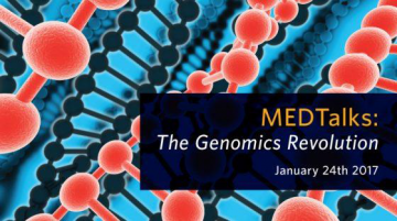 UBC MEDTalks: The Genomics Revolution