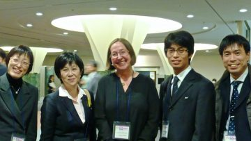 Carolyn Canfield promotes relationship-based health care in Japan