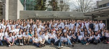UBC medical students celebrate match day milestone