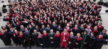 Tuum Est!  Graduation 2018