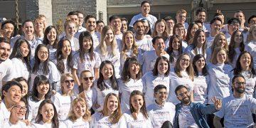 UBC medical students celebrate next steps