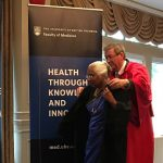 Faculty members honoured at Academic Gowns and Emeriti Recognition Ceremony