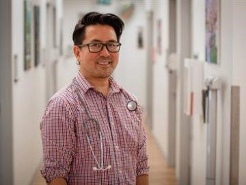 Todd Sakakibara honoured as Health Care Hero
