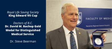 Award News: Dr. Steve Beerman